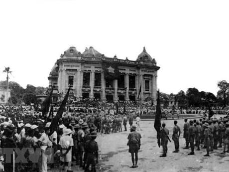 阿尔及利亚媒体盛赞1945年八月革命的历史性意义 hinh anh 1
