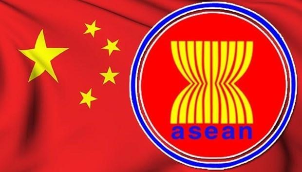 数字贸易有助于加强中国与东盟合作 hinh anh 1