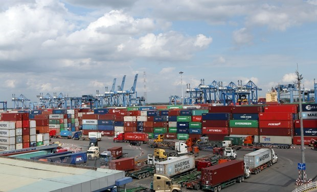 越南海港货物吞吐量仍保持增长势头 hinh anh 1