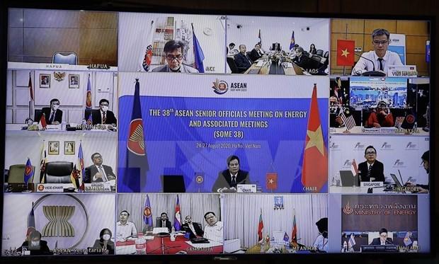 第38届东盟能源高级官员会议召开 hinh anh 1