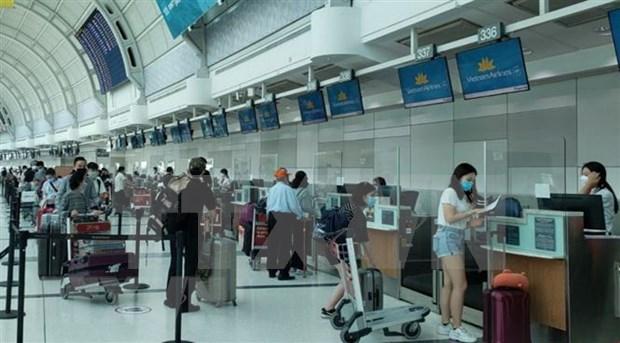 越南将在加拿大的近320名公民接回国 hinh anh 1
