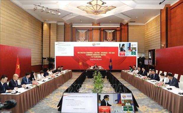 柬埔寨、老挝、缅甸与越南努力应对新冠肺炎疫情实现疫后复苏 hinh anh 1