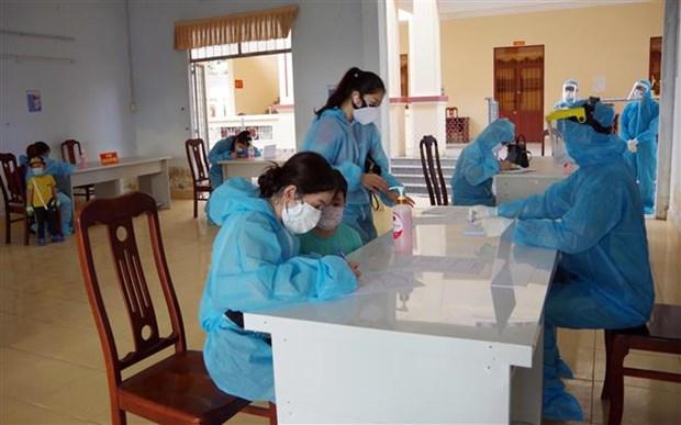 24日越南无新增新冠肺炎确诊病例 hinh anh 1