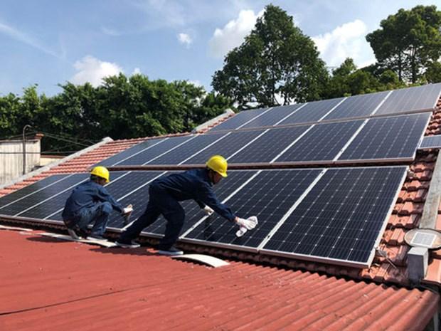 着力破解屋顶太阳能发电发展瓶颈 hinh anh 1