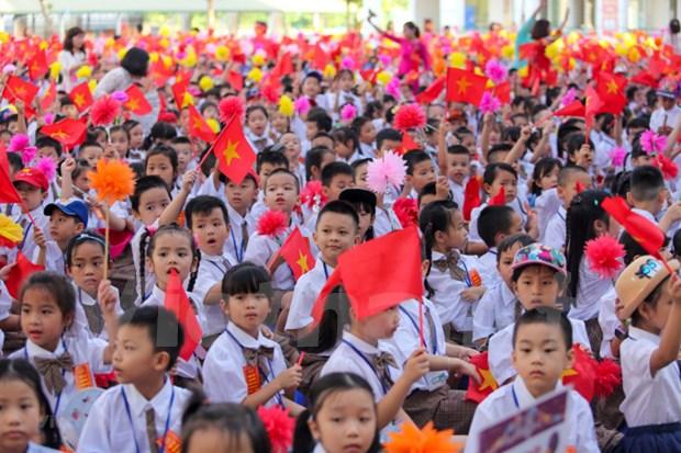 2020-2021学年开学典礼将于9月5日上午在全国举行 hinh anh 1