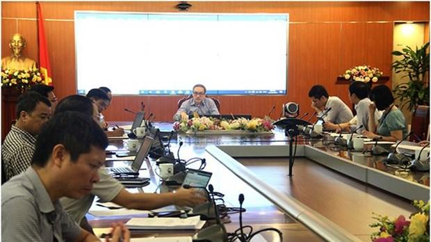 确保2020年越南信息技术与传媒白皮书在12月20日之前出版 hinh anh 1