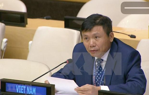 东盟反对进行任何形式的核试验 支持促进核裁军 面向无核武器的世界 hinh anh 1