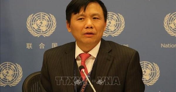 越南外交部门成立75周年:越南在国际舞台上的地位日益得到重视 hinh anh 1
