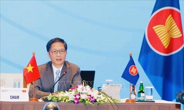 2020东盟轮值主席年:继续加强合作促进经济发展 减轻疫情影响 hinh anh 1