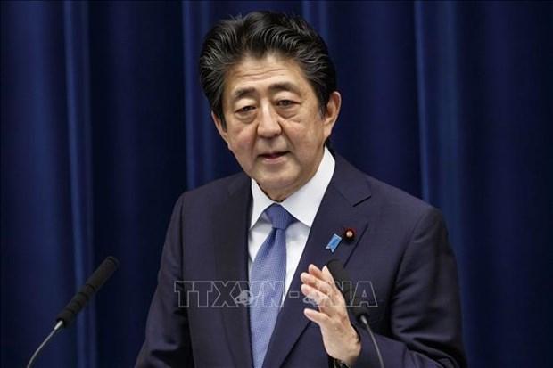 越南外交部发言人:安倍首相为越日关系的发展作出重要贡献 hinh anh 1
