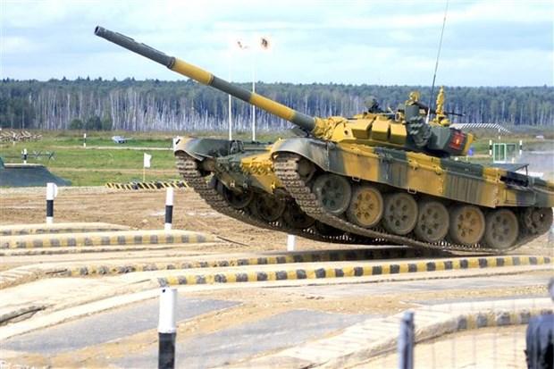 国际军事比赛-2020:越南队成绩良好 hinh anh 2