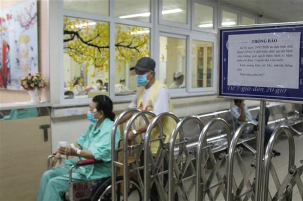 越南新增1例新冠肺炎死亡病例 累计死亡病例31例 hinh anh 1