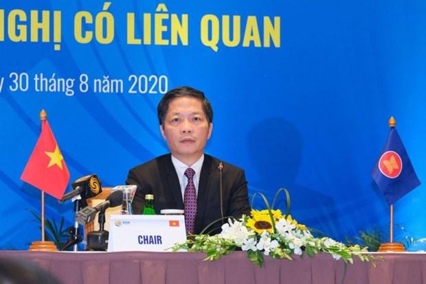 2020东盟轮值主席年:优先推动RCEP协定今年年底如期签署 hinh anh 1