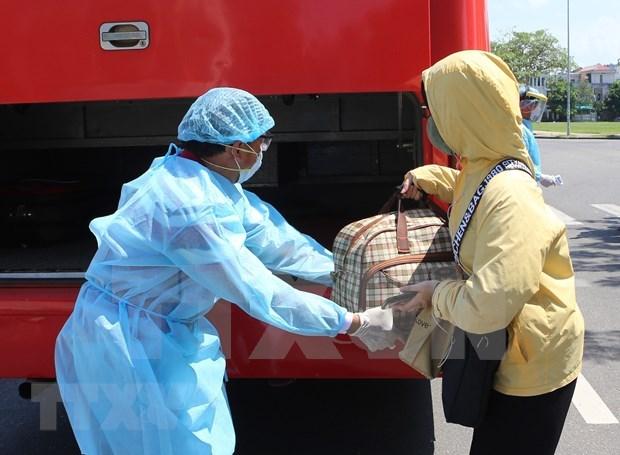 越南新增4例输入性病例 累计确诊病例1044例 累计死亡病例34例 hinh anh 1