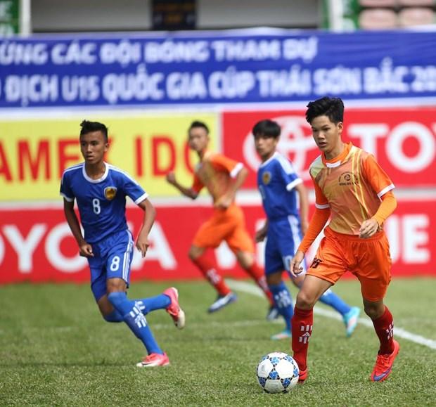 越南非职业足球赛事计划于9月18日重启 hinh anh 1