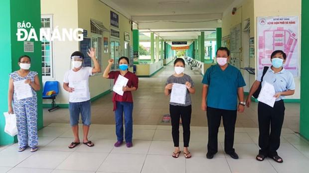 越南新增10例新冠肺炎确诊病例治愈出院 hinh anh 1
