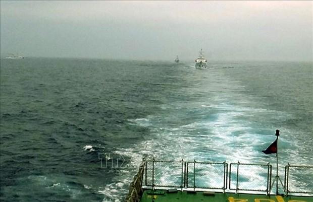 越中北部湾渔业合作协定已到期 hinh anh 1