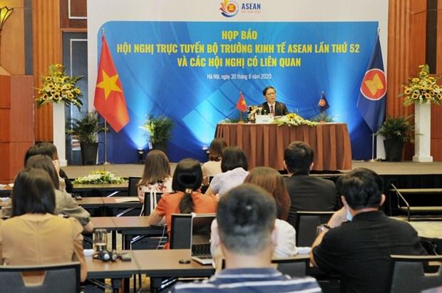 越南促进2020东盟轮值主席年各项倡议的落实 hinh anh 2