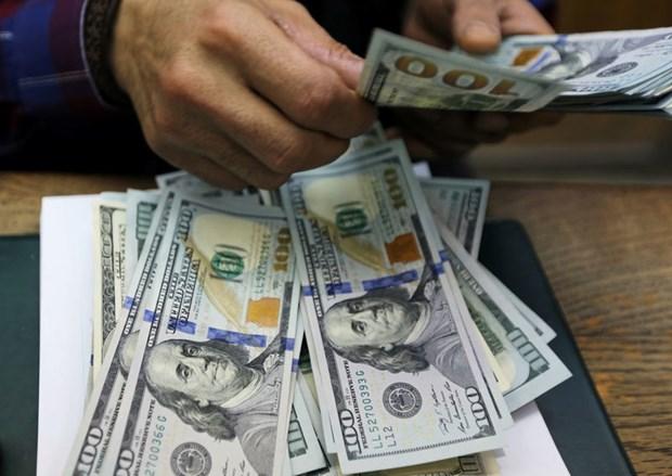 9月1日越盾对美元汇率中间价上调5越盾 hinh anh 1