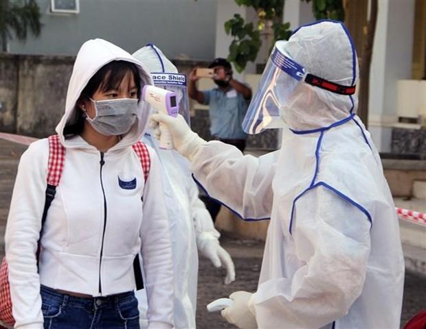 9月1日下午越南无新增新冠肺炎确诊病例 新增28例治愈病例 hinh anh 1