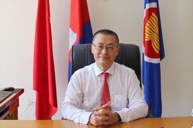 东盟地区地雷行动中心指导委员会对越南提出的倡议表示赞同 hinh anh 1