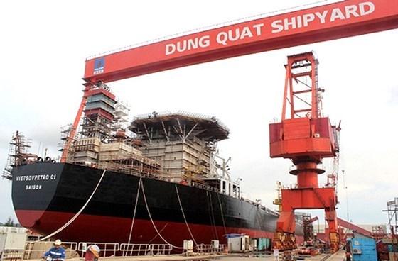 越南榕橘船舶工业公司的能力赢得外国客户的信任 hinh anh 1