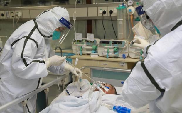 新冠肺炎疫情:越南新增1例死亡病例 hinh anh 1