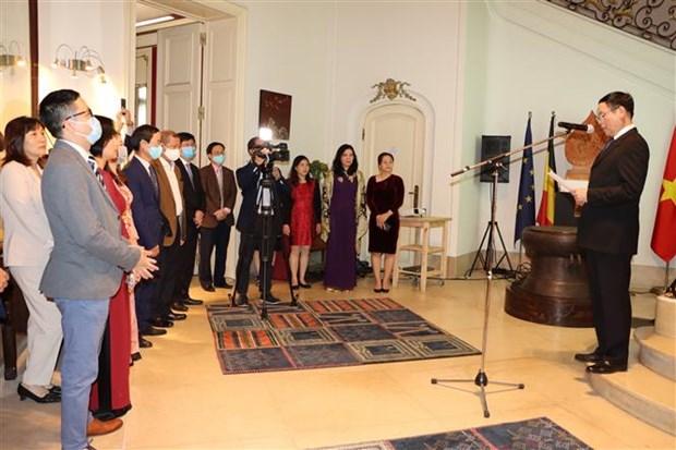 庆祝越南国庆活动陆续在世界各国举行 hinh anh 2