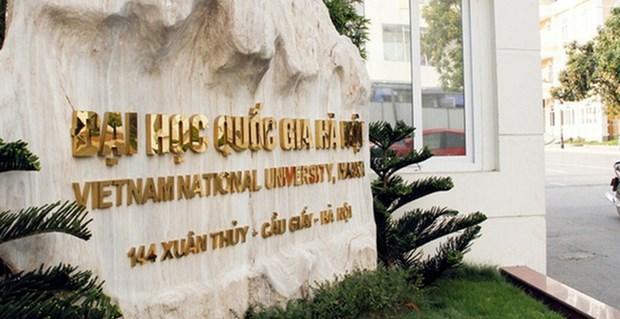 河内国家大学跻身2021年度高等教育世界大学排名前1000名 hinh anh 1