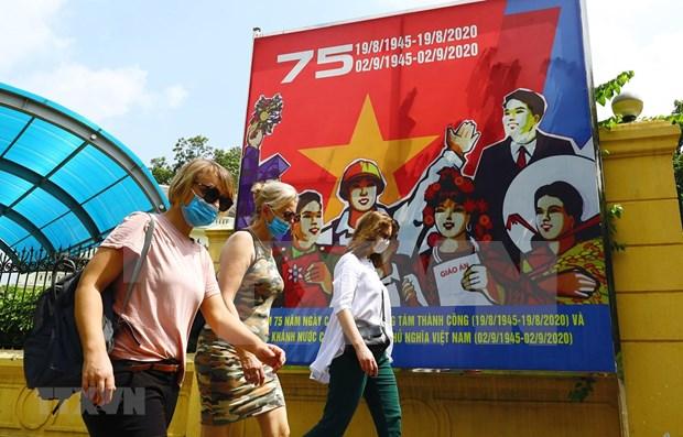 越南国庆75周年:越南的国际地位日益提升 hinh anh 1