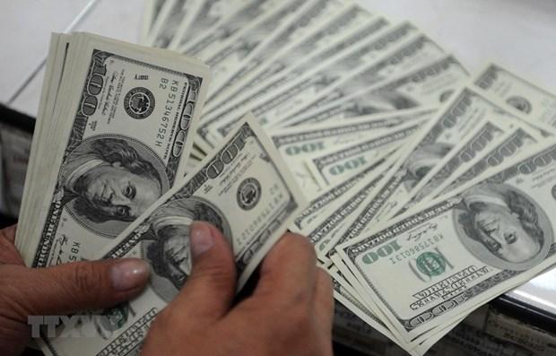 9月4日越盾对美元汇率中间价继续下调 hinh anh 1