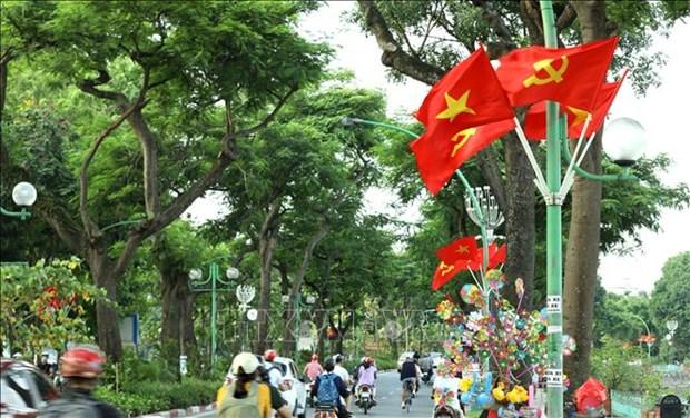 世界各国领导人陆续向越南领导人致国庆贺电和贺信 hinh anh 1