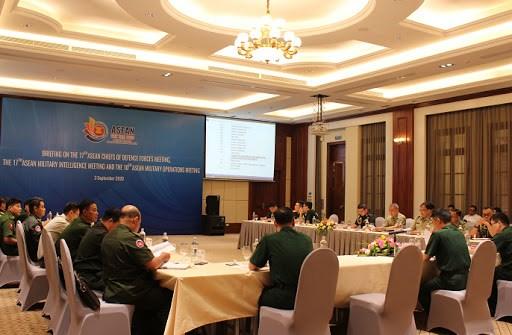 越南为第17届东盟国防力量司令会议及相关会议做好准备 hinh anh 1