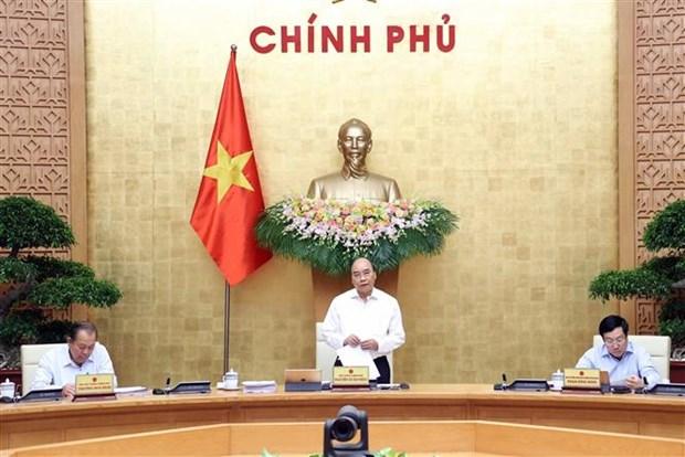 政府总理阮春福:打通资金来源渠道 为越南经济发展注入动力 hinh anh 2