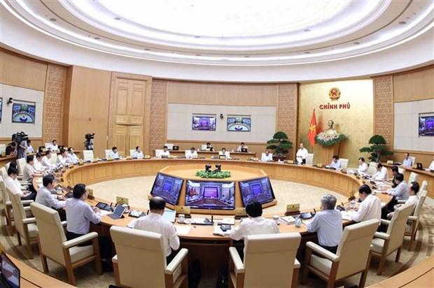 政府总理阮春福:打通资金来源渠道 为越南经济发展注入动力 hinh anh 1