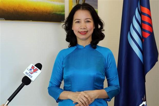 越南对第41届东盟议会联盟大会的精心细致准备获各国的好评 hinh anh 1