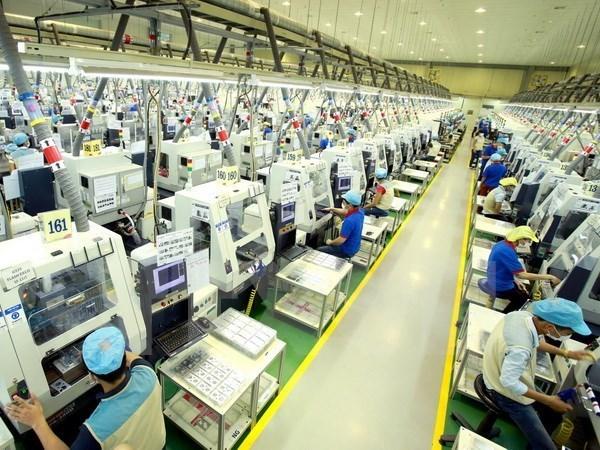 日本企业加强在越南投资 hinh anh 1