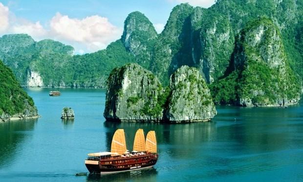 下龙湾 ——北部湾的一幅巨型水墨画 hinh anh 2