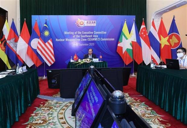 越南主持第53届东盟外长会议筹备会 hinh anh 1