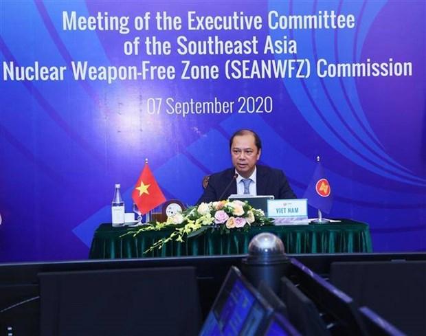 越南主持第53届东盟外长会议筹备会 hinh anh 2