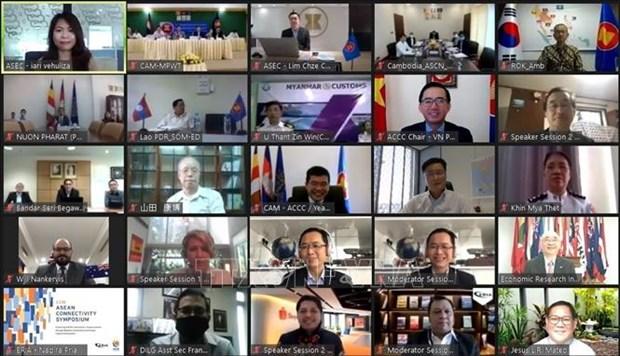 中国驻东盟大使邓锡军高度评价东盟在新冠肺炎疫情防控工作中的合作 hinh anh 1