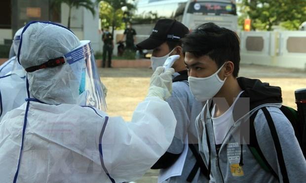 9月7日上午越南无新增新冠肺炎确诊病例 康复病例815例 hinh anh 1