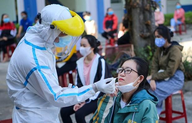 9月8日上午越南无新增新冠肺炎确诊病例 hinh anh 1