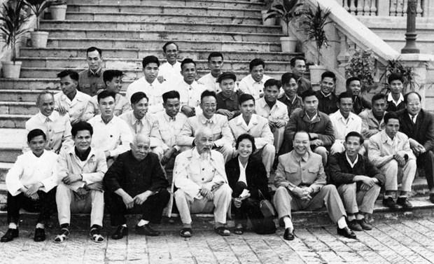 为越南通讯社75周年的光荣历史而骄傲 hinh anh 2