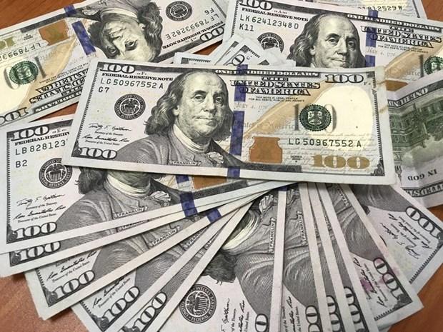 9月9日越盾对美元汇率中间价上调2越盾 hinh anh 1