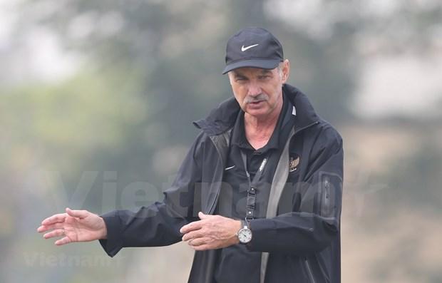 越南国家男子足球队前主教练阿尔弗雷德·里德尔逝世 享年70岁 hinh anh 1