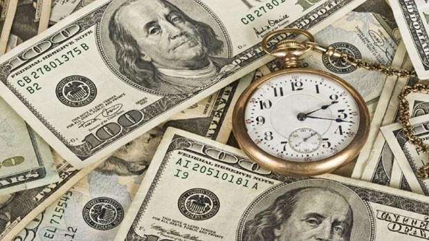 9月10日越盾对美元汇率中间价下调8越盾 hinh anh 1