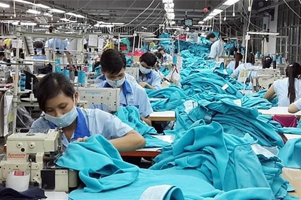 德国协助因疫情遇困的越南等国纺织工人度过困难 hinh anh 1