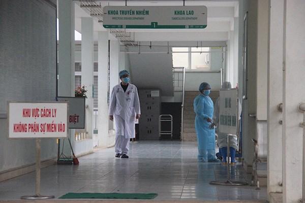 越南无新增病例 集中隔离人员32100人 hinh anh 1