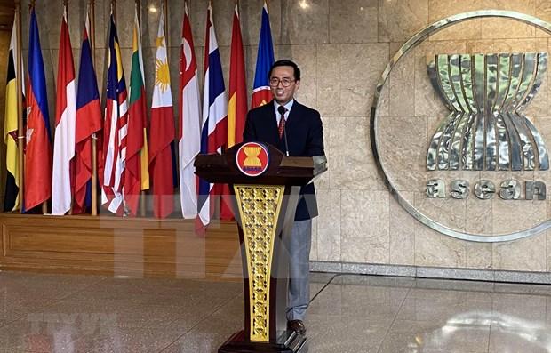 ASEAN 2020:越南代表被选为东盟副秘书长 hinh anh 1
